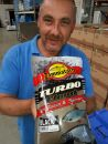 Zammataro Fertigfutter Turbo Cloud hell 1Kg