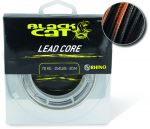 Black Cat Lead Core braun/camou