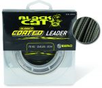 Black Cat Rubber coated Leader 20m 70-100kg